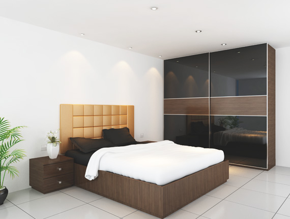 Modular Bedroom Manufacturers / Suppliers in Mumbai - Metrika.in