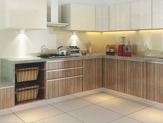 Modular Kitchen Manufacturers in Ahmedabad