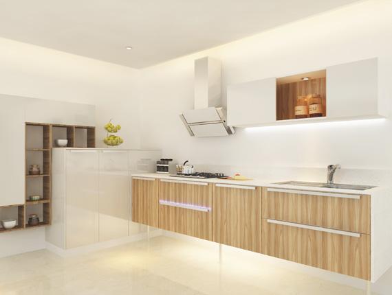 Modular Kitchen Manufacturers / Suppliers in Mumbai - Metrika.in