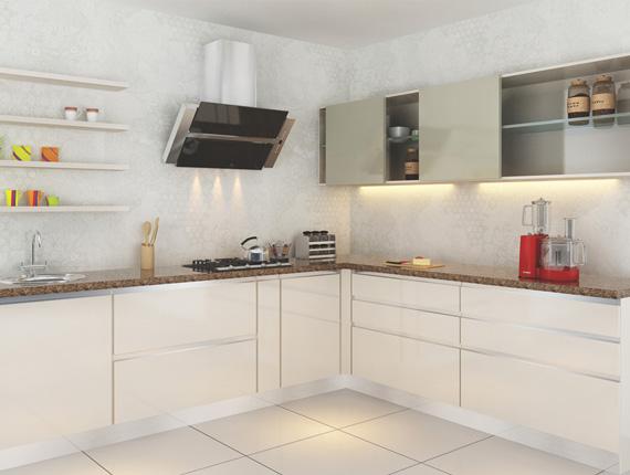 Modern Modular Kitchen Designs